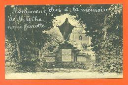 """CPA 88 Bazoilles Et Ménil """" Monument Elevé à La Mémoire Du Chamoine Barotte """" Editions Delboy - LJCP 46 - Autres Communes"""