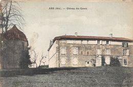 Ars Sur Formans Château Des Garets Colorisée Canton Reyrieux - Ars-sur-Formans