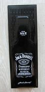AC - JACK DANIEL'S OLD No#7 TENNESSEE WHISKEY 70 Cc EMPTY TIN BOX BLIK FROM TURKEY - Cannettes