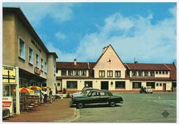 59 BRAY DUNES - 595 - Edts  Edicap - Place De La Gare. Hôtel De La Gare.(1) - Bray-Dunes