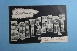 Souvenir De Boitsfort - Watermaal-Bosvoorde - Watermael-Boitsfort