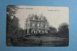 Boitsfort Villa Alténa - Watermaal-Bosvoorde - Watermael-Boitsfort