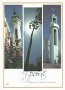 Natural Beauty.Sayallou Mosque, Tadjoura, Djibouti, Carte Postale Format 20 X 14 Cm - Djibouti