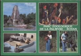 CPM - PARC ZOOLOGIQUE DE LA PALMYRE - MULTIVUES - Edition Artaud - Animaux & Faune