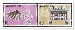 Zuid Korea 1974, Postfris MNH, Music Instruments - Korea (Zuid)