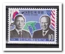 Zuid Korea 1974, Postfris MNH, Visit President USA - Korea (Zuid)