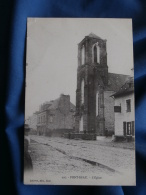Pont Réan (écrit Pont Reau)  L'église - Ed. Lelièvre 297 - écrite - L323 - Autres Communes