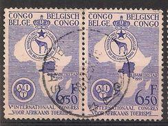 CONGO BELGE 338 TSHIMBULU - Belgisch-Kongo