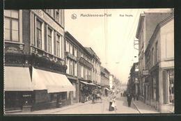 AK Marchienne Au Pont, Rue Neuve - Sin Clasificación