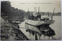 """L""""OASIS"""" SUR LES BORDS DE LA SEINE - CORBEIL - Corbeil Essonnes"""