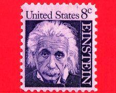 Nuovo - MNH - USA - STATI UNITI - 1966 - Albert Einstein ( 1879-1955 )  - 8 - Ungebraucht