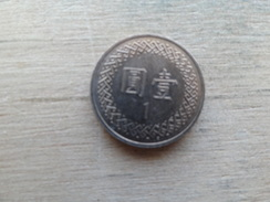 Taiwan  1  Yuan  2013  Y 551 - Taiwan