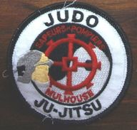 ECUSSON  JUDO  POMPIER MULHOUSE - Martial Arts