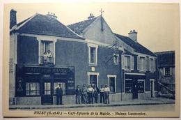 CAFÉ ÉPICERIE DE LA MAIRIE - MAISON LAUMONIER - NOZAY - Other Municipalities