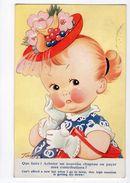 68 - ILLUSTRATEURS  -  TAYLOR  -  Petite Fille - Que Faire ? Acheter Un Nouveau Chapeau Ou Payer Mes Contributions ? - Taylor
