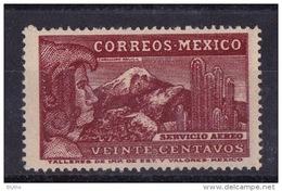 Mexico, (Sc # C-132), MNH (Complete Set Of 1) Eagle Man (1934) - Mexique