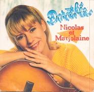 45 TOURS DOROTHEE AB HIT 873944 NICOLAS ET MARJOLAINE / MA NOUVELLE VALISE - Children