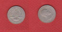 Guinée / 5 Francs 1962  / KM 5 / TTB - Guinée