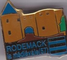 Rodemak La Médiévale - Städte