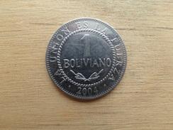 Bolivie  1  Bolivano  2004  Km 205 - Bolivia