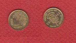 Guinée / 1 Franc 1985 / KM 56 / SUP - Guinea