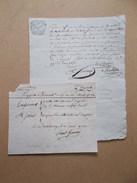 20 AVRIL 1792 REVOLUTION ARMEE DU RHIN LAUTERBOURG 2e REG. à CHEVAL , 82e D'INF , Réquisition Du Maire Signatures Ok - Historical Documents