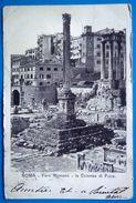 12730 Roma. Foro Romano. La Colonna Di Foca - Sin Clasificación