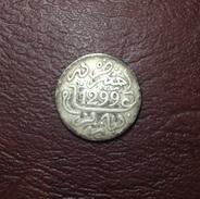 MAROC - Hassan Ier - 1 DIRHAM AH 1299 / 1882 - Paris - Marruecos