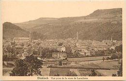 -ref V293- Luxembourg - Luxemburg - Diekirch -vue Prise De La Route De Larochette - Carte Bon Etat  - - Diekirch