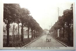 AVENUE DU MARÉCHAL PÉTAIN - BLANC MESNIL - France