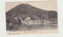 PONTE TRESA - LAGO DI LUGANO - VIAGGIATA 1906 - ITALY POSTCARD - Varese