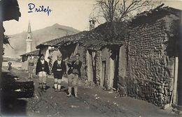 -ref V273- Carte Photo - Macedoine - Guerre 1914-18- Prilep -  Turkish Mosquee  - Carte Bon Etat  - - Macedonia