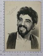 NICK CRAVAT - Vintage PHOTO Autograph REPRINT (SF-05) - Reproductions