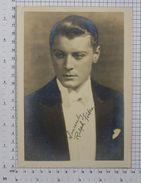 RALPH FORBES - Vintage PHOTO Autograph REPRINT (SF-07) - Reproductions