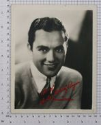 CHARLES BUDDY ROGERS - Vintage PHOTO Autograph REPRINT (SF-08) - Reproductions
