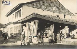 -ref V267- Carte Photo - Macedoine - Guerre 1914-18- Prilep -  Carte Bon Etat  - - Macedonia