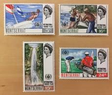Montserrat - MNH** - 1967 - # 189/192 - Montserrat