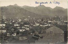 -ref V265- Carte Photo -macedoine - Guerre 1914-18- Prilep -vue Generale - General View  -  Carte Bon Etat  - - Macedonia