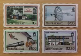 Montserrat - MNH** - 1986 - #  622/625 - Montserrat