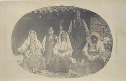 -ref V263- Carte Photo - Guerre 1914-18- Macedoine - Bukovo -  Carte Bon Etat  - - Macedonia