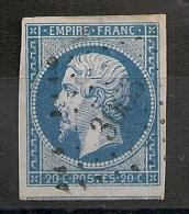 PC 3063 ST FLORENTIN Yonne. UN VOISIN. - 1853-1860 Napoleon III