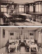 & Fribourg - 2 CP Du Pensionnat De La Chassotte - FR Fribourg