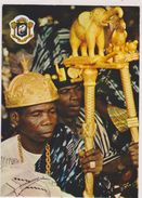 Afrique,africa,COTE D'IVOIRE,ex COLONIE FRANCAISE,CEREMONIE DES CHEFS,EDITION BARNOIN A ABIDJAN - Côte-d'Ivoire