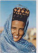 AFRIQUE,AFRICA, MAURITANIE,ex Colonie Française,prés Algérie,FEMME Avec Coiffe Et Voile,musulmane - Mauritania