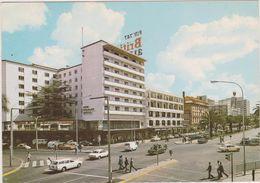 KENYA,afrique Est,prés Du Soudan,ethiopie,ouganda,tanzanie,NAIROBI,HOTEL STANLEY,CARREFOUR,VUE AERIENNE ANIMEE - Kenya