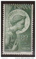 España 1195 ** San Gabriel. 1956 - 1951-60 Nuevos & Fijasellos