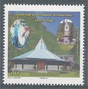 Wallis And Futuna, Pilgrimage In Poï (Futuna), 2014, MNH VF - Wallis And Futuna