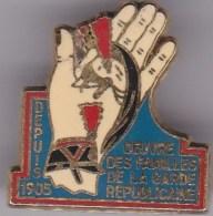 Oeuvre Des Familles De La Garde Républicaine - Armee