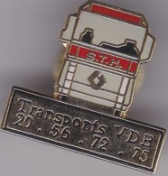 Camion - Transports VDB - Transports
