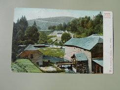 BELGIQUE LUXEMBOURG LAROCHE LE MOULIN A ECORCES - La-Roche-en-Ardenne